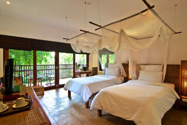 Superior Room at the Legend Chaing Rai
