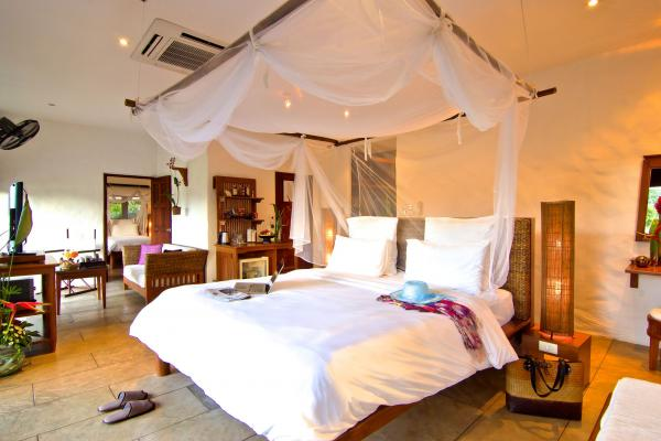 Two Bedrooms Pool Villa at the Legend Chaing Rai