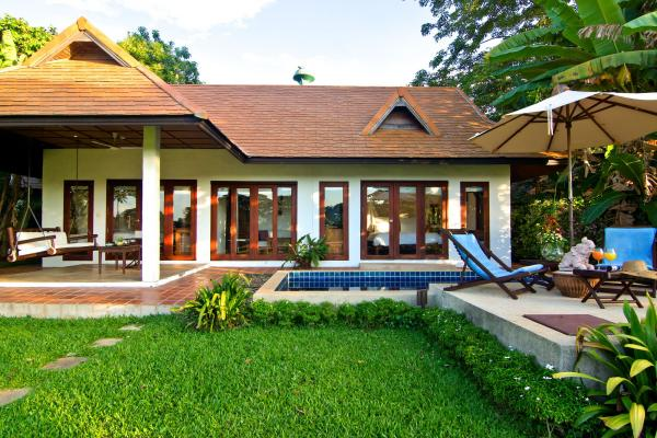 Two Bedrooms Pool Villa at the Legend Chaing Rai,
