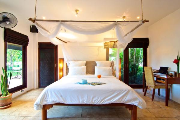 One Bedroom Pool Villa at the Legend Chaing Rai