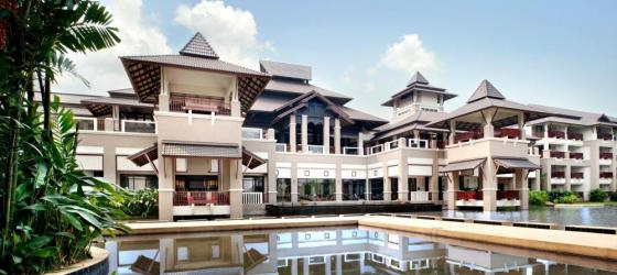 Exterior view of the Le Meridien Chiang Rai Resort