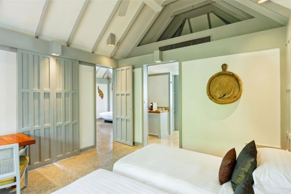 Two-Bedroom Deluxe Cottage at the Surin Phuket