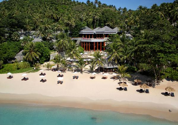 Exterior view of the Surin Phuket