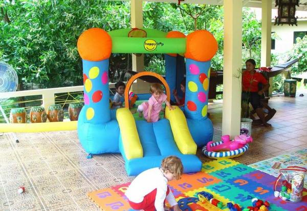 Family friendly facilities at the Buffalo Bay Vacation Club