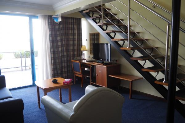 Duplex Suite at Blue Nile Hotel