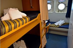 Main Deck Triple Cabins