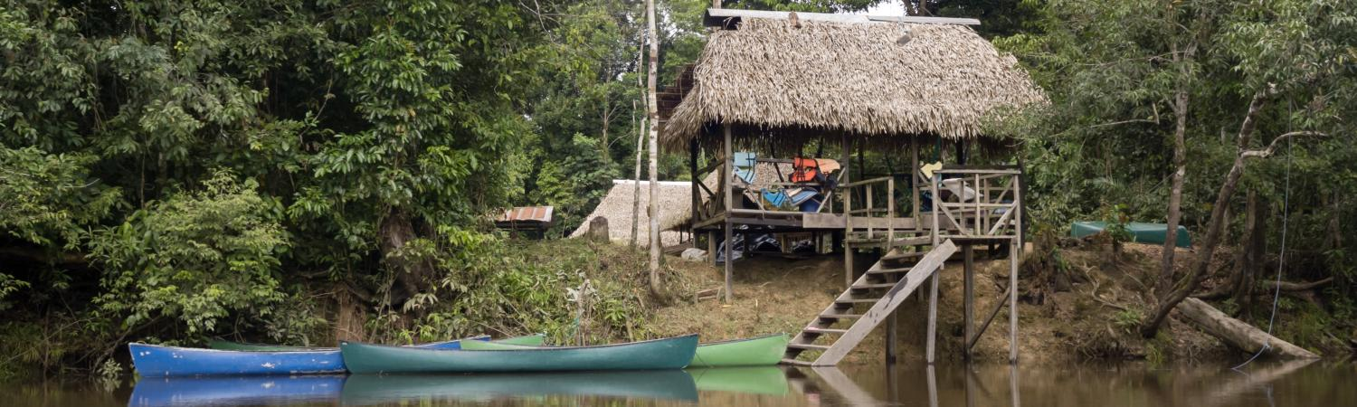 Accommodations in the Amazon