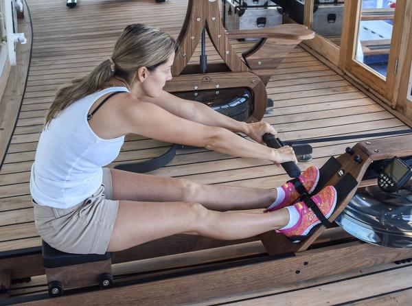 Fitness Center aboard the Galapagos Legend