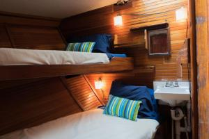 Cabins aboard the Liberty Clipper