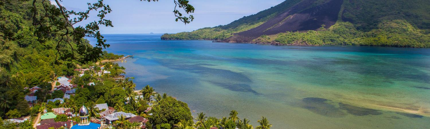 Cruising Adventures! Banda Islands