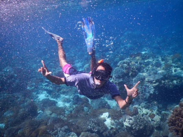Cruising Adventures! Snorkeling