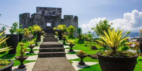 Cruising Adventures! Dutch Fort Ternate