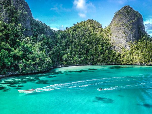 Jewels of Raja Ampat cruise