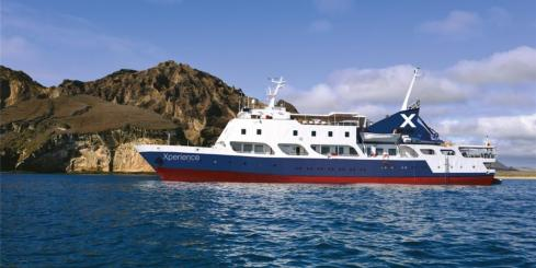 Explore the Galapagos aboard the Celebrity Xperience
