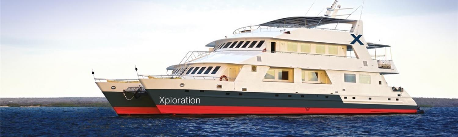 Discover the Galapagos Islands aboard the Celebrity Xploration