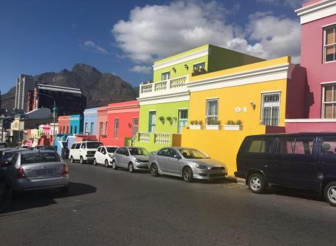 Cape Town, Bo Kaap Neighborhood