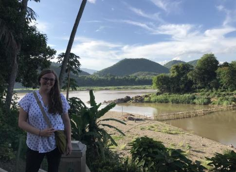 Luang Prabang - slowly but surely falling in love!