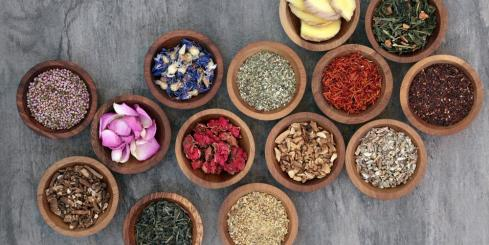 Spices and teas
