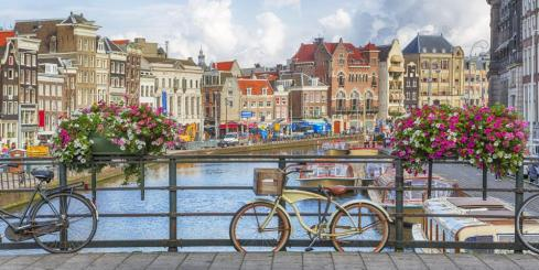 Explore the inspiring Amsterdam