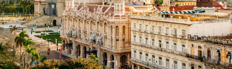 Cuba Cruise & Travel - 8-day voyage from Cienfuegos to Havana