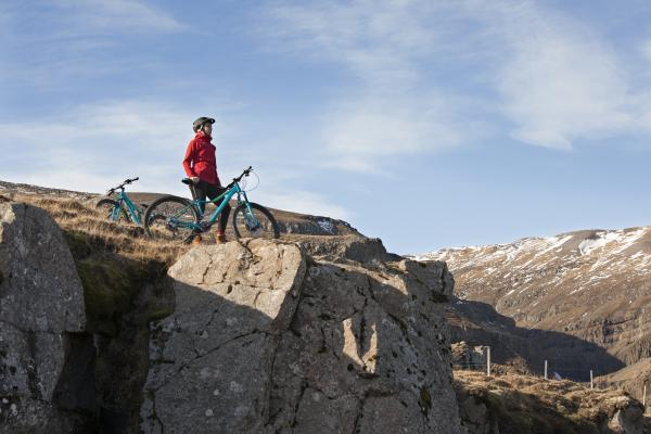 Mountain Biking the highlands