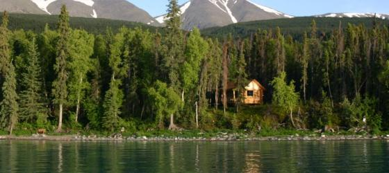 Kenai Backcountry Lodge Cabin