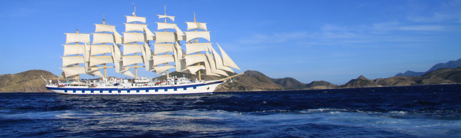 Royal Clipper exterior