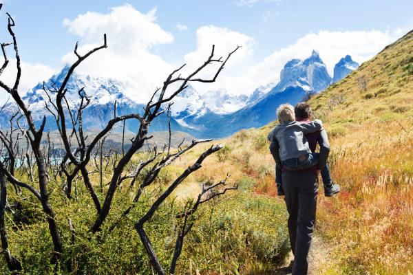 Family adventures in Patagonia's Torres del Paine National Park