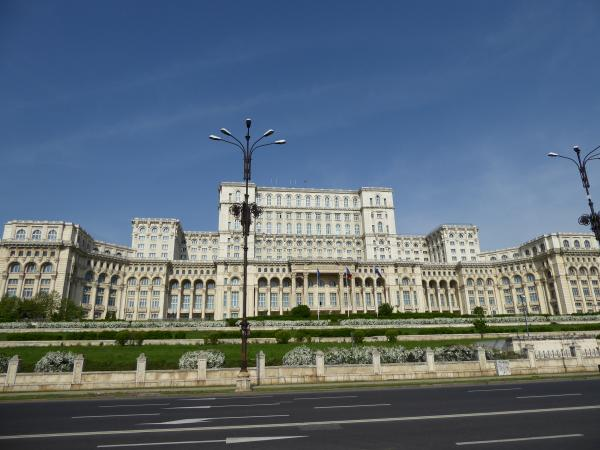 Bucharest Parliament