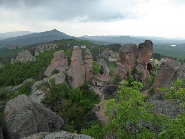 Belogradshik Rocks, Bulgaria