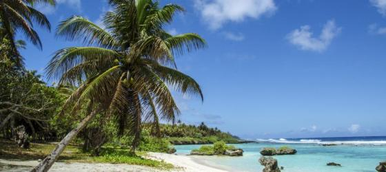 Enjoy the beautiful Northern Mariana Islands