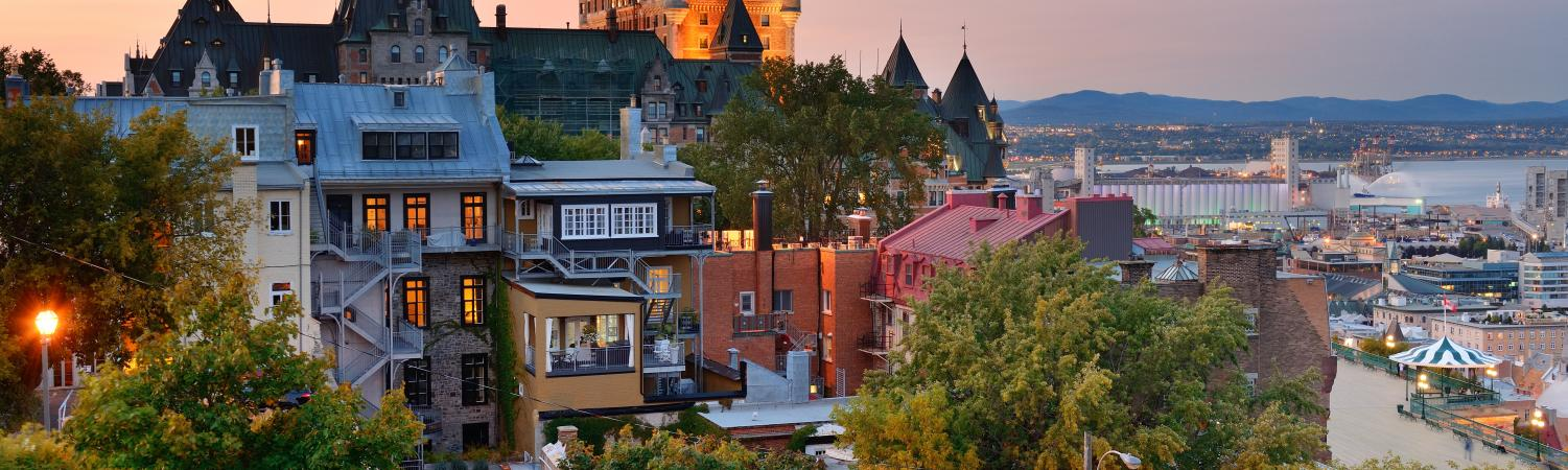 Charming Quebec City