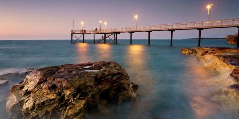 Nightcliff Jetty, Darwin, Australia