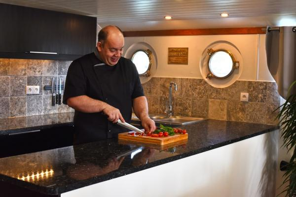 Finesse Demonstration Galley