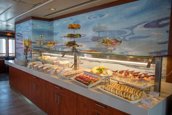 Buffet Dining Room, Ocean Adventurer