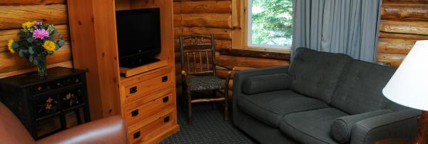 Cabin Sitting Room