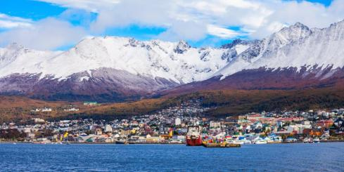 Beautiful Ushuaia