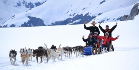 Dog-sled adventures of all kinds await!