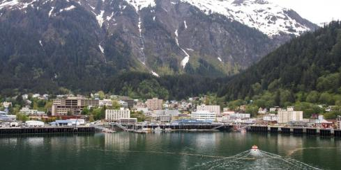 Port of Juneau, Alaska