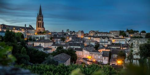 Saint Emilion views