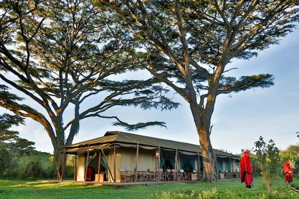 View of Lemala Ngorongoro Lodge