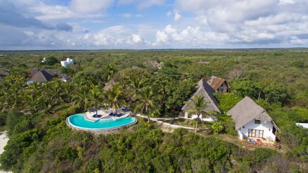 Shooting Star Lodge on Zanzibar's Northeast Coast