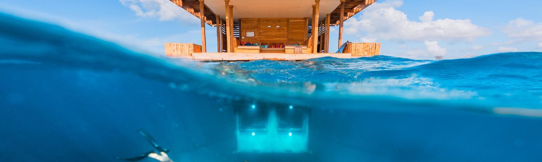 Manta Resort Is Located On Zanzibar S Pemba Island