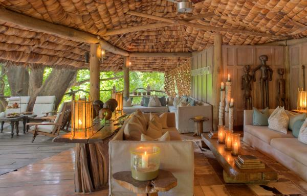 &Beyond Lake Manyara Tree Lodge, tree house suite