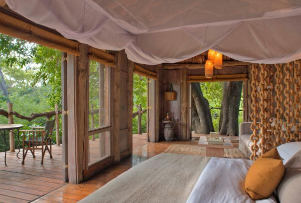 &Beyond Lake Manyara Tree Lodge, tree house