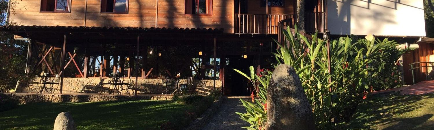 Pelicano Mountain Lodge
