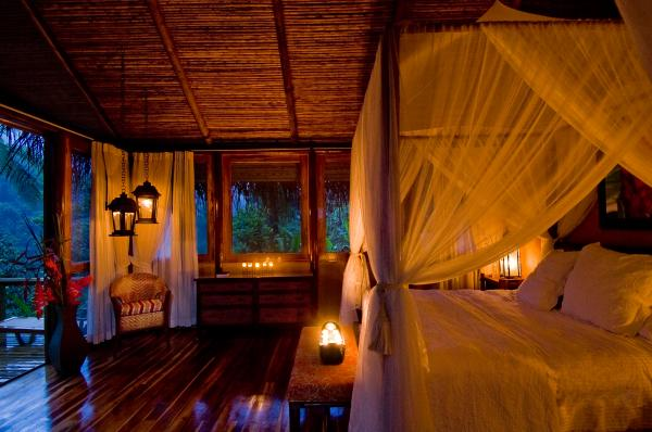 Canopy Suite, Pacuare Lodge