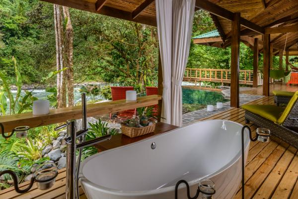 Jaguar Villa, Pacuare Lodge