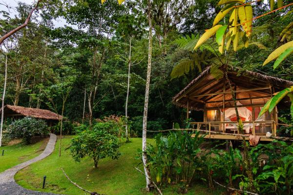 River Suite, Pacuare Lodge