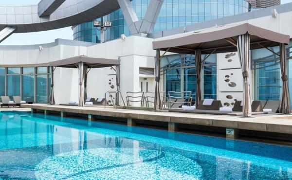 Cordis Hong Kong at Langham Place, Pool